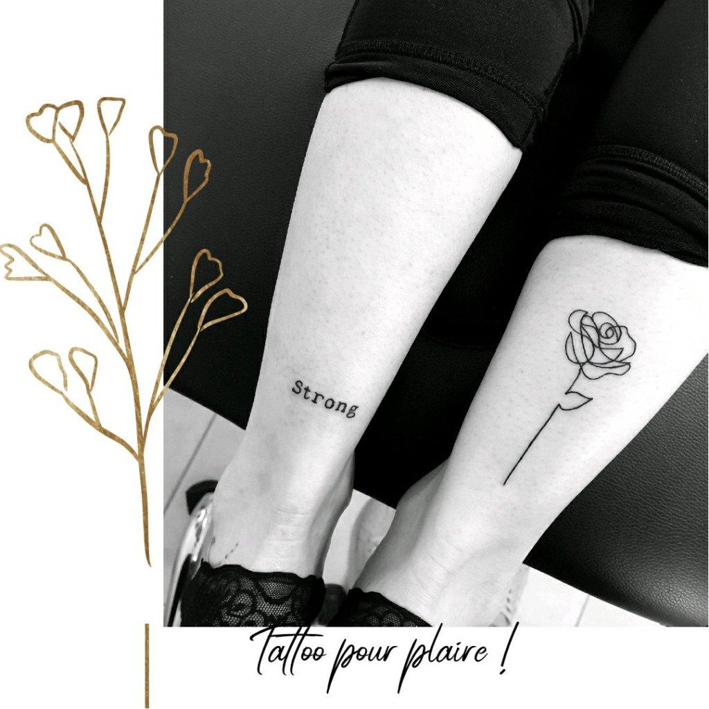 Tatouage Artistique Tattoo Pour Plaire